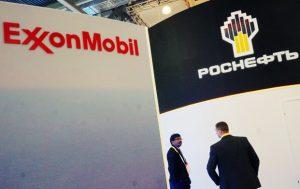 «Роснефтью» приобретены части в СП с «Exxon» после выхода последней из проектов вследствие санкций