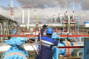 Потребление российского газа в нынешнем году подросло на 13%
