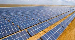 ЕС запустил крупнейшую солнечную электростанцию в Газе
