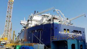 Канадская «Teekay» в начале следующего месяца досрочно поставит «Ямалу СПГ» очередной танкер