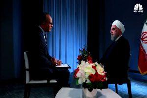Хасан Роухани заявил, что в случае санкций США Иран перекроет Ормузский пролив