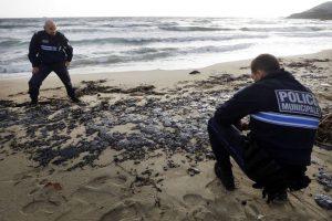 Гигантский разлив нефтепродуктов произошел с НПЗ YPF на Огненной Земле в Чили