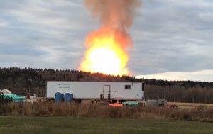 Из-за взрыва на газопроводе «Enbridge» остановила подачу газа в Канаде и США