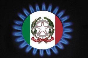 В III-м квартале Италией увеличены закупки газа из России на 12%