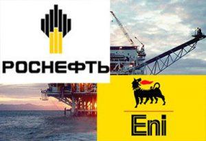 «Eni» ушла из черноморского проекта с «Роснефтью», проекты в Баренцевом море – под вопросом