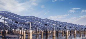В Китае совершен запуск в работу первой коммерческой солнечной электростанции