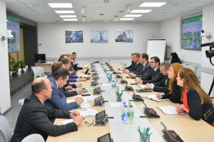 Нефтяники из Венгрии ознакомились с особенностями патентной деятельности «Татнефти»