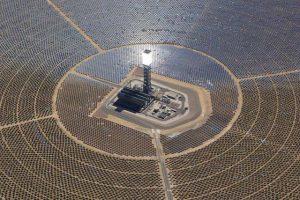 Мощность IV-й фазы солнечной электростанции в Дубае возрастет на 250 МВт
