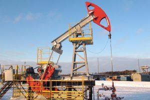 Россией в октябре установлен новый постсоветский рекорд по нефтедобыче