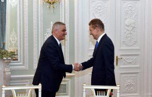 Россия и Армения обсудили газовые поставки в наступающем году
