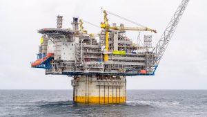 «Equinor» начала добычу на газовом месторождении Оста Ханстин в Норвежском море