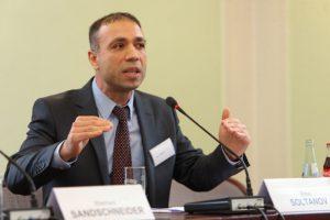 Назначили нового замминистра энергетики Азербайджана