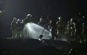 Число жертв взрыва на нефтепроводе в Мексике выросло до 96 человек
