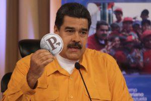 Петро стала в 4 раза дороже и 15% венесуэльской нефти за рубеж пойдет за петро