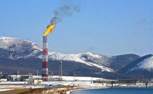 «Газпром» планирует построить на Сахалине комплекс по производству СПГ
