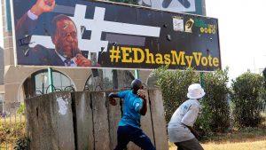 В Зимбабве рост цен на топливо вдвое привел к протестам и смертям