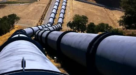 Объем поставленного Азербайджаном в Турцию газа по TANAP превысил 1 млрд м³