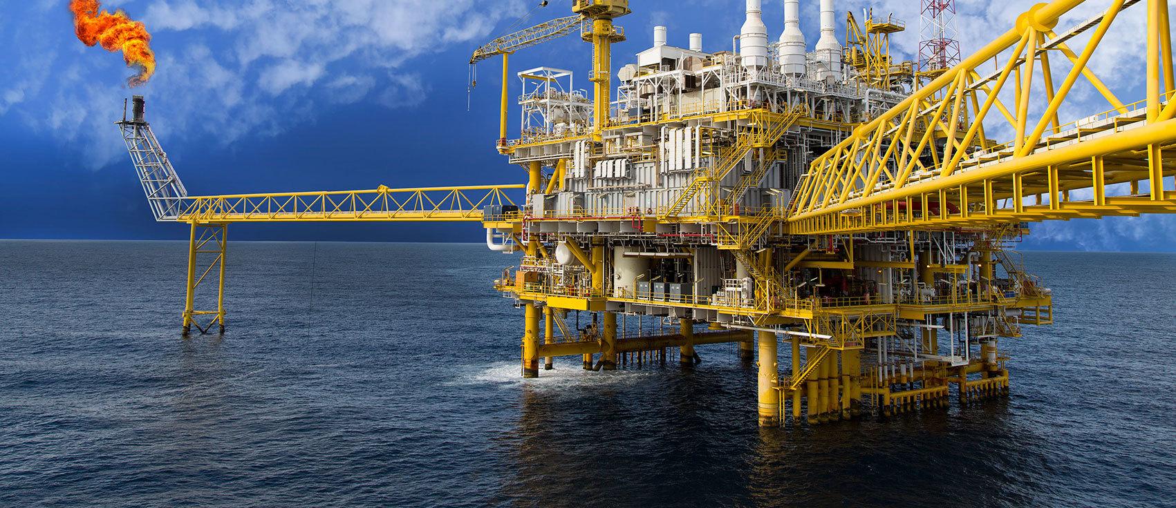 DEA и ВР начата газодобыча на 2-х новых египетских месторождениях
