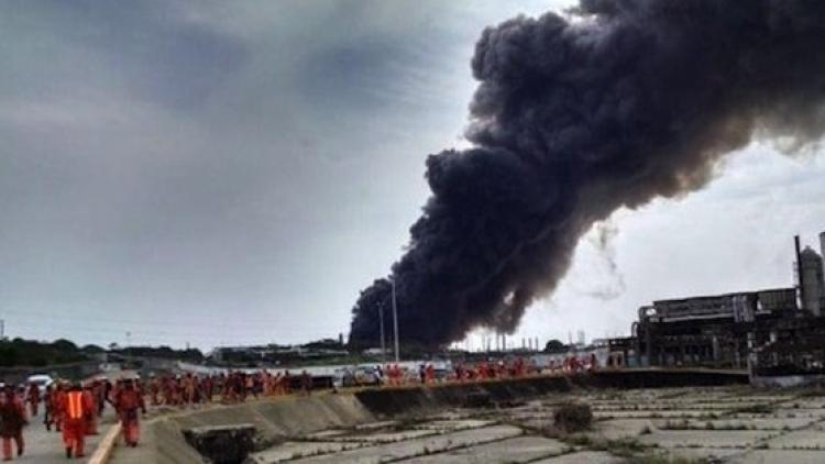 В Колумбии остановили прокачку по нефтепроводу «Masonya Orito» после подрыва