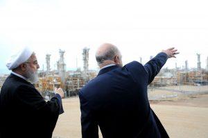 Нефтехимические мощности Ирана к 2021 году составят 92 млн т в год