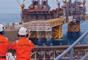 «Conoco» продала активы в Северном море «Chrysaor» за $2,7 млрд