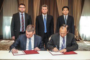 «Guangdong Jovo Energy» намерена возвести на Дальнем Востоке несколько заводов СПГ