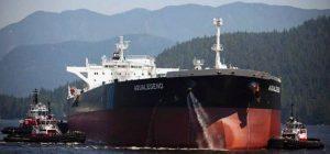 Мораторий на проход нефтеналивных танкеров в Канаде отменен