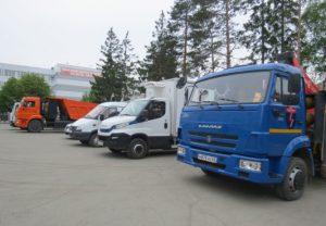 Власти Сахалина выделили 250 млн руб на покупку «газовой» спецтехники