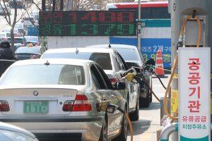В Южной Корее продолжают снижать налоги на топливо