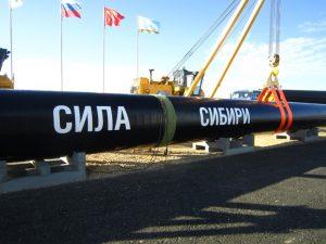 Уже в августе «Газпром» приступит к заполнению газопровода «Сила Сибири»