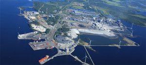 В Финляндии запустили крупнейший на севере Европы СПГ-терминал «Tornio Manga LNG»