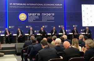 На ПМЭФ-2019 обсудили перспективы альтернативной энергетики