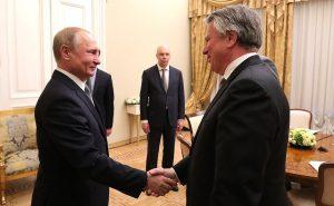 «Royal Dutch Shell» планирует открывать в РФ по одной автозаправке в неделю