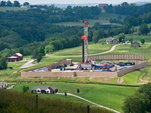 На месте добычи сланцевого газа в британском графстве Ланкашир случилось землетрясение