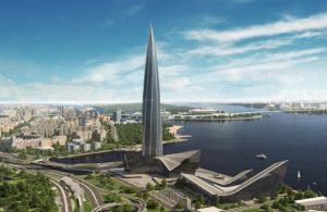 «Газпром нефть» переименовала «Лахта центр»