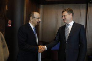 Александр Новак: Наша задача — провести «сверку часов» по ключевым сегментам российско-саудовского сотрудничества