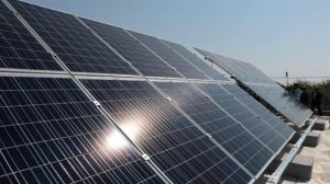 В иранской провинции Фарс запустили в эксплуатацию новую солнечную электростанцию