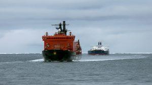 Уже в этом году грузопоток по Северному Морскому Пути возрастет на 45%