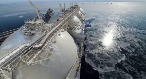 Рынок сжиженного природного газа настигла кризисная ситуация