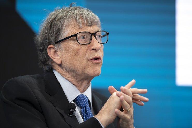 Билл Гейтс посоветовал вкладывать инвестиции в экологически чистую энергию