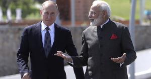 Владимир Путин и Нарендра Моди обсудили российско-индийское сотрудничество в ТЭК