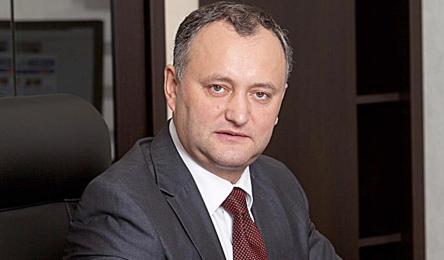 Игорь Додон: Потребителям в Молдавии не будут повышать цены на газ