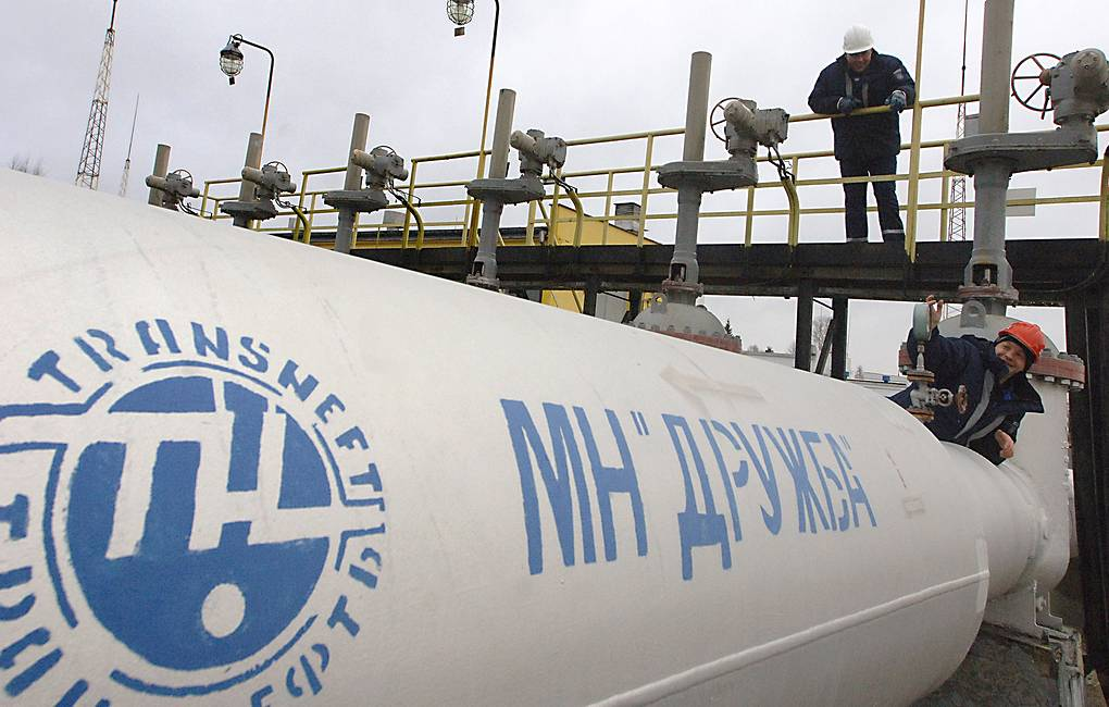 Беларусь намерена настаивать на обязанности поставщика забирать «грязную» нефть