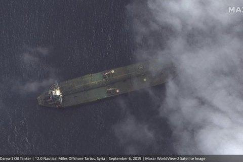В Ормузском проливе Ираном задержано иностранное судно с нефтью