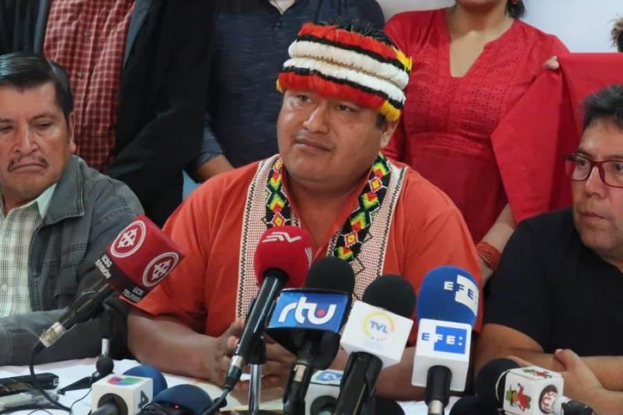 Совет конфедерации индейских национальностей Эквадора вышел из диалога с властями о субсидиях на топливо