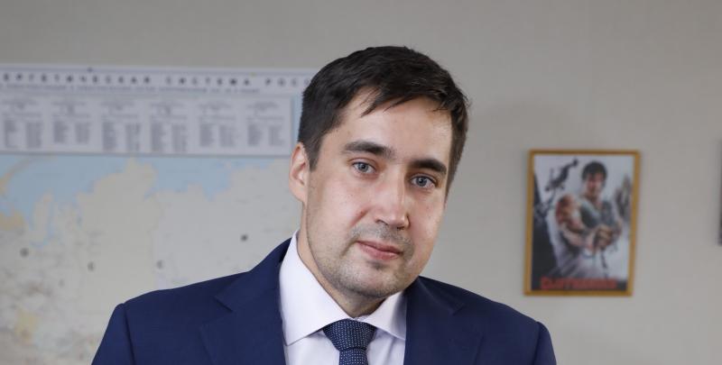 Лекция заместителя Министра энергетики Евгения Петровича Грабчака