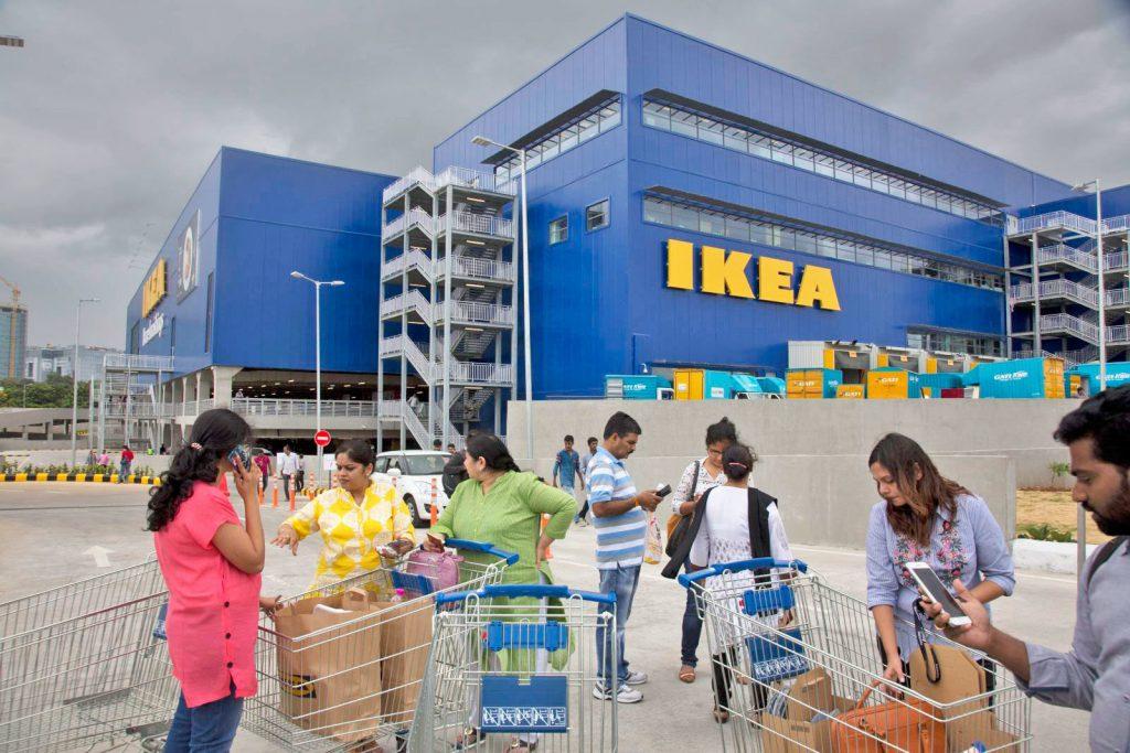 К следующему году IKEA будет производить больше электроэнергии, чем потребляет