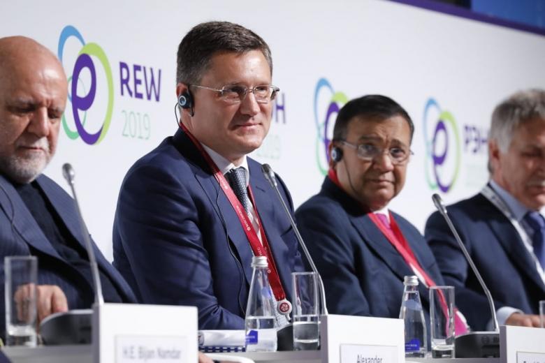 Александр Новак: «Россия продолжит оставаться крупнейшим поставщиком трубопроводного газа в мире»