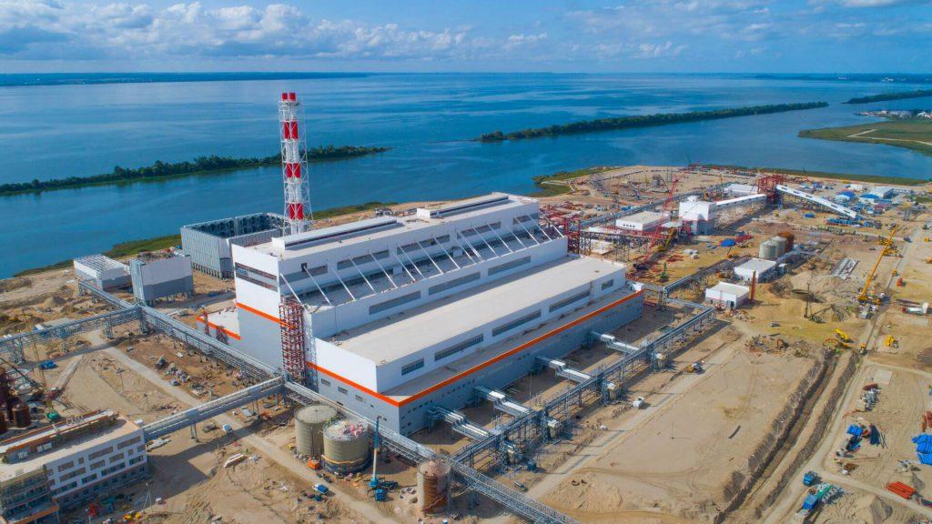 Власти России перенесли запуск 3-х энергоблоков Приморской ТЭС