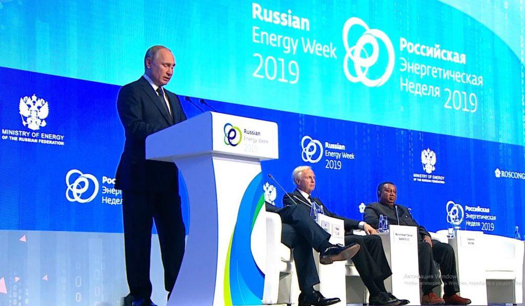 Владимир Путин: Для балансировки рынка нефти необходимо участие всех стран